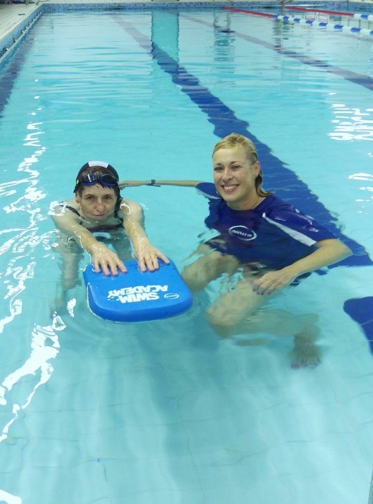 Bernadette 39 S Swim Story Aura Leisure Centres