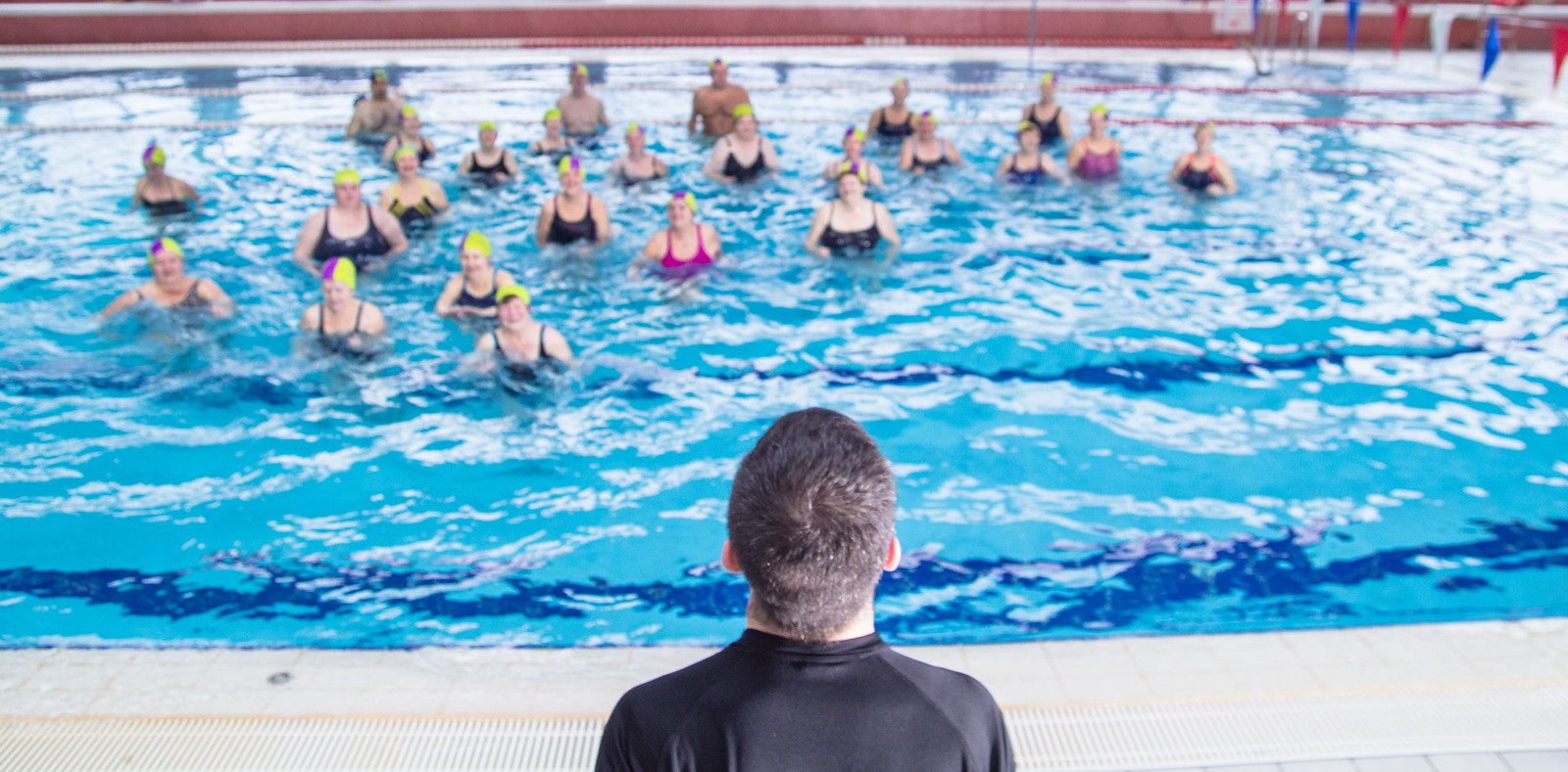 Free Aqua At Aura Aura Leisure Centres