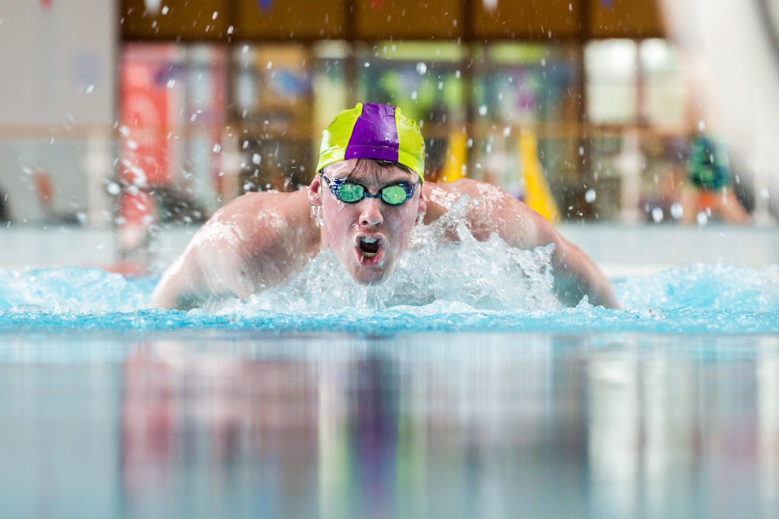 Swim safety smarts aura leisure centres - Drogheda leisure centre swimming pool ...