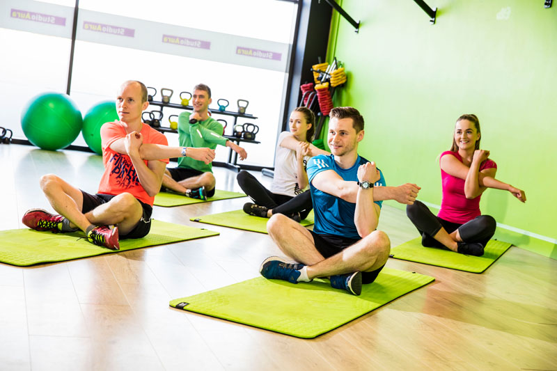7 ways to overcome gymtimidation aura leisure centres - Drogheda leisure centre swimming pool ...