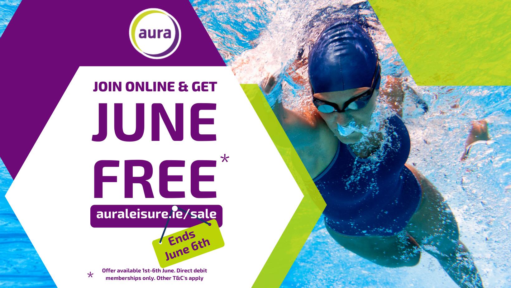 Join Online & Get June Free Special Offer